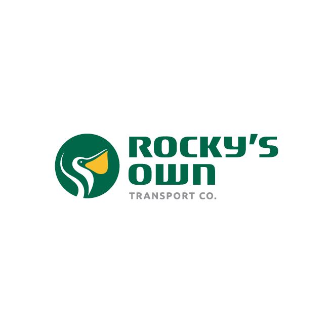 Rocky's Own Logo Design | FMSTUDIOS