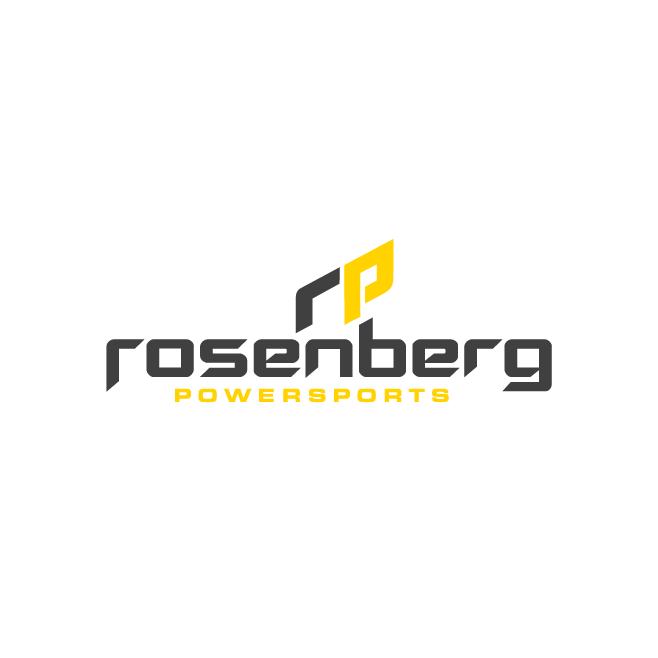 Rosenberg Powersports Business Logo Design | FMSTUDIOS