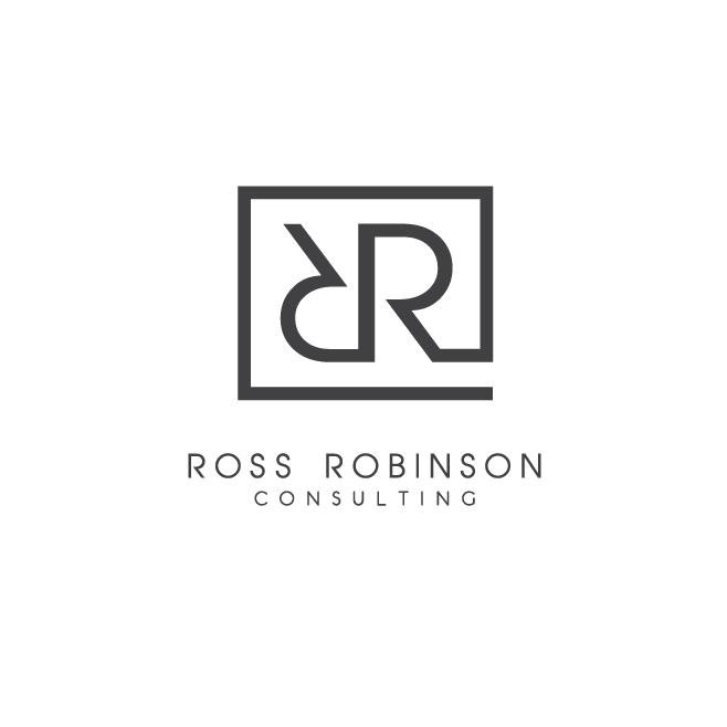 Ross Robinson Consulting Logo Design | FMSTUDIOS