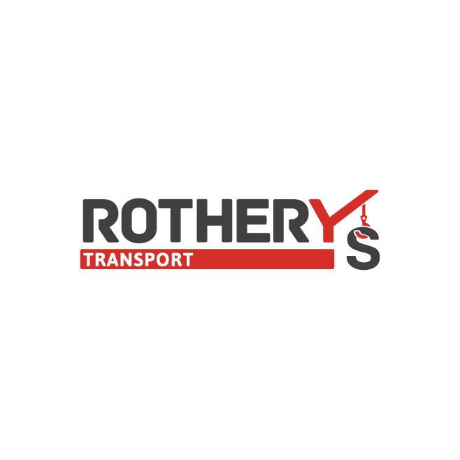 Rothery's Transport Logo Design | FMSTUDIOS