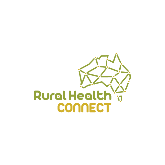 Rural Health Connect Logo Design | FMSTUDIOS