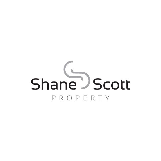 Shane Scott Property Business Logo Design | FMSTUDIOS