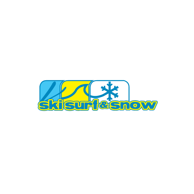 Ski Surf Snow Business Logo Design | FMSTUDIOS