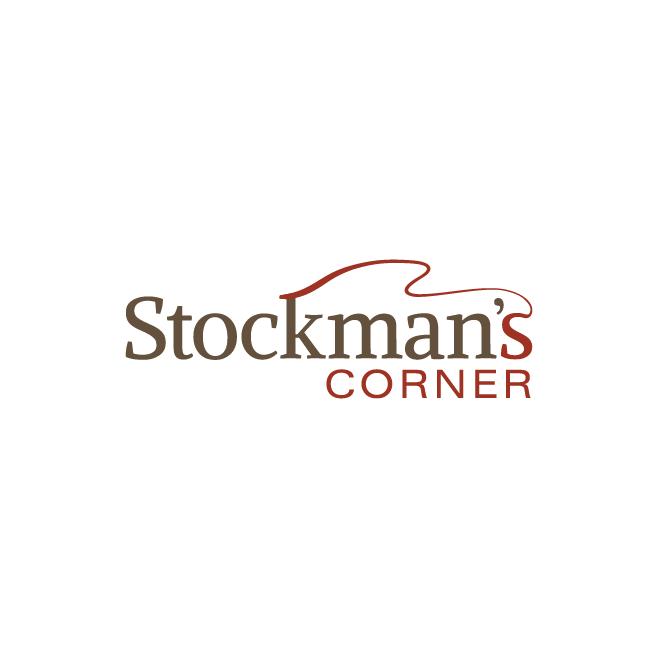Stockman's Corner Business Logo Design | FMSTUDIOS