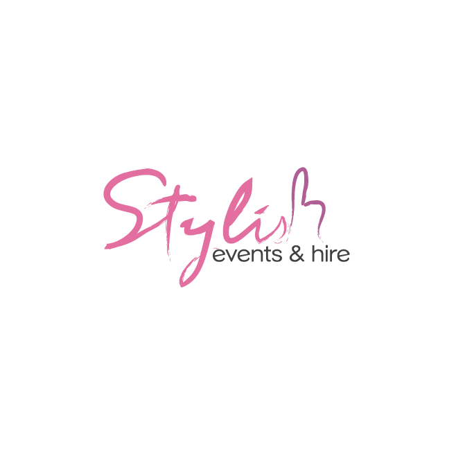 Stylish Events & Hire Logo Design | FMSTUDIOS