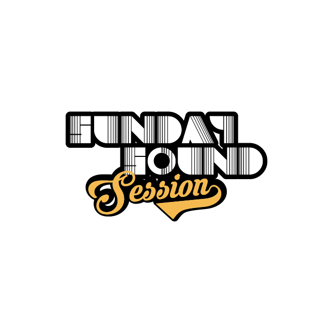 Sunday Sound Session Logo Design | FMSTUDIOS