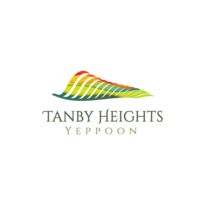 Tanby Heights Business Logo Design | FMSTUDIOS