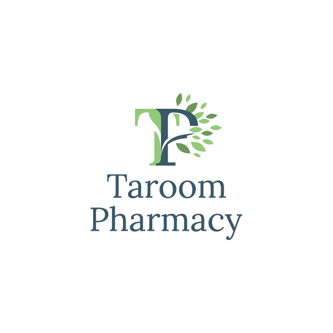 Taroom Pharmacy Logo Design | FMSTUDIOS