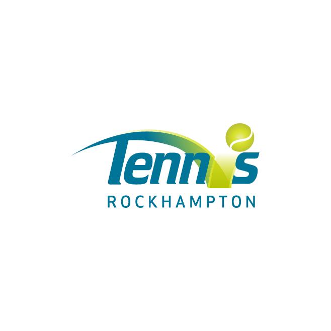Tennis Rockhampton Business Logo Design | FMSTUDIOS