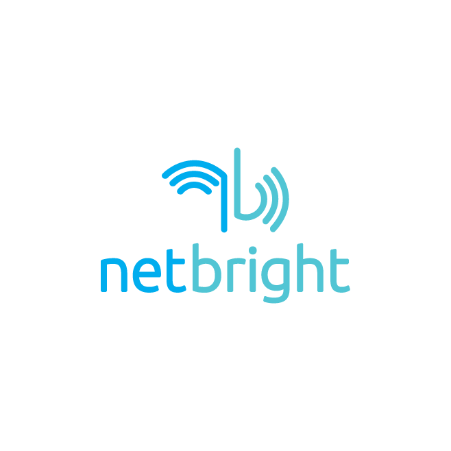 netbright Business Logo Design | FMSTUDIOS