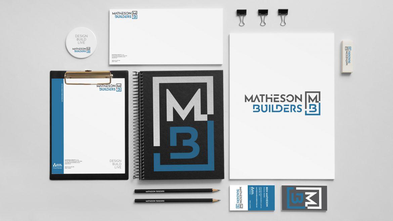 Matheson Builders | Print Material