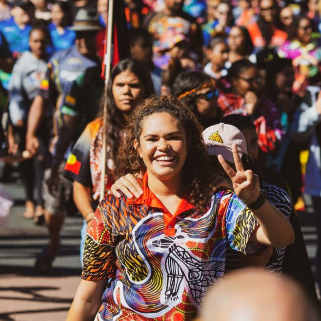 NAIDOC Week Rockhampton for Darumbal Enterprises - Rockhampton event photography | FMSTUDIOS