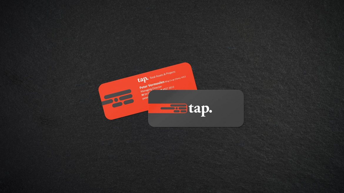 Tap Business Cards